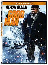 A Good Man [DVD + Digital] with Steven Seagal DVD 2015