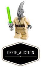 Lego Star Wars Jedi Master Coleman Trebor Minifigure [75019]