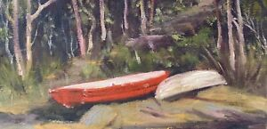Original Oil painting by Awards Winning Australian Artist - The Next Adventure