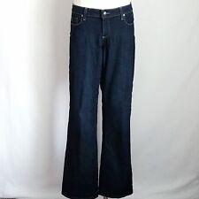 PAIGE Canyon Flare Dark Indigo Jeans- Size 32