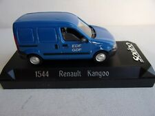 """Solido Renault Kangoo """"EDF"""" N°1544  1/43"""