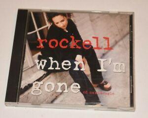 ROCKELL - When I'm Gone - CD - Single - Remix 5 Versions