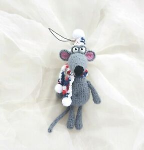 handmade toy Rat