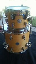 DW CONCEPT MAPLE TOM DRUMS used/xlnt!