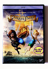 TinkerBell Tinker Bell The Pirate Fairy DVD Tom Hiddleston Crocodile Documentary