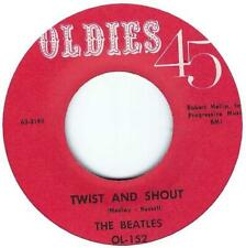 Twist and Shout b/w There's A Place - The Beatles Oldies 45 OL-152 (1964)