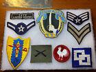 WW1 WW2 Military Paratrooper Army Navy Marine Patch Shoulder Insignia Lot 363