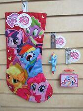 My Little Pony Christmas Stocking & Two Ornaments - Luna & Mini Lunchbox