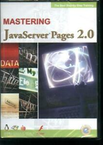 Mastering JSP JavaServer Pages 2.0 Learn training NEW