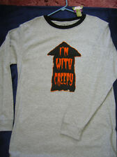 T-SHIRT( HALLOWEEN) OR ANYTIME  SIZE XL (16/18) 90% COTTON 10% POLY
