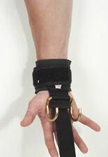 Haulin' Hooks Original Weight Lifting Hooks in Black