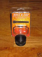 Bust A Cap Maglite D Cell Glass Breaker Police Fire EMS