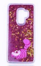 NEW Samsung Galaxy S9 Disney Cheshire Cat Glitter Phone Case/Cover