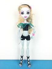 Monster High Doll Lagoona Blue Skull Shores / Poupée