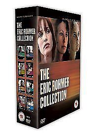 The Eric Rohmner Collection - Arrow Films New Sealed Box Set  (L33)