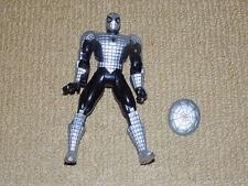 SPIDER-MAN ANIMATED SERIES, SUPER WEB SHIELD SPIDER-MAN ACTION FIGURE