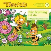 DIE BIENE MAJA - 09: 4 HÖRSPIELE: DER FRÜHLING IST DA,MAJA DIE RIESIN/+  CD NEU