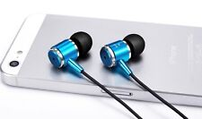 Noise Cancelling High Quality Ear Phones Headphones 3.5mm Jack Loud Bass
