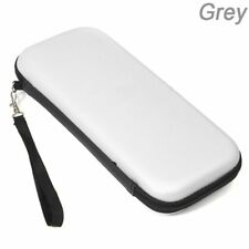 Zip Eva Travel Bag Game Card Storage Hard Shell Carry Case for Nintendo Switch Grey