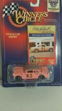 WINNER'S CIRCLE DALE EARNHARDT 1956 PINK FORD VICTORIA STOCK CAR SERIES(087)