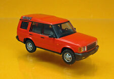 Busch 51900 Land Rover Discovery rot Scale 1 87 NEU OVP