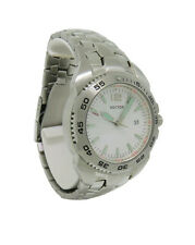 Sector 300 3253300045 Women's Round Analog Date Stainless Steel Swiss Watch