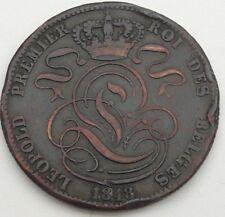 5 cent centimes 1848 leopold I Belgique Belgïe Belgium