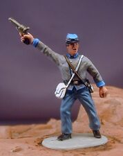 54mm Custom Confederate Infantry Trooper Beautifully Painted!