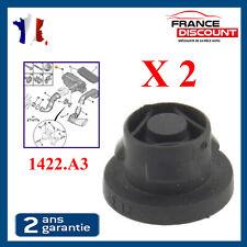 Support Caoutchouc Boitier Filtre à Air par 2 - PSA 1.6 HDI 1422.A3