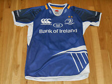 LEINSTER RUGBY CANTERBURY HOME PRO JERSEY KIT YOUTH 12YRS LG SOCCER FOOTBALL
