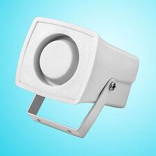 Wired Loud Alarm Siren Accessory for Home Security Burglar Intruder Alarm System