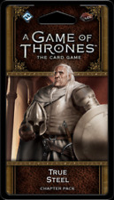 GAME OF THRONES THE CARD GAME LCG TRUE STEEL CHAPTER PACK