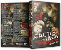 Cactus Jack in ECW 8 DVD-R Set, Extreme Championship Wrestling WWE Mick Foley
