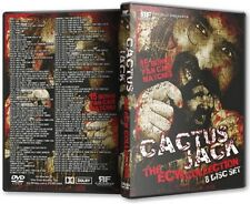Cactus Jack in ECW 8 DVD-R Set, Extreme Championship Wrestling WWE Mick Foley
