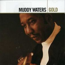 Gold - 2 DISC SET - Muddy Waters (2007, CD NEUF)