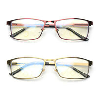Glasses Progressive Multifocal Presbyopia Eyeglasses Blue Light Blocking