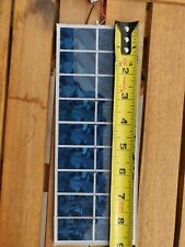 10 SOLAR PANELS Sunstream 5V/3W each w/USB connect  for DIY or cell phone charge