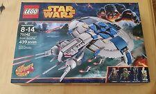 NEW Lego Star Wars 75042 Droid Gunship Chewbacca, Elite Corps Trooper, Droids