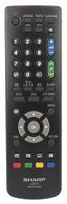 NUOVO Originale Sharp Telecomando per lc-32wd1ru lc-37d44ru lc-42wd1ru AQUOS