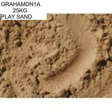 SAND FOR Childrens Fun play area 25kg bags  Delivered to your Door FreePost