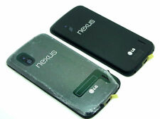 Original LG Nexus 4 E960 Akkudeckel Back Cover Rückschale NFC Antenne Kameraglas