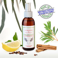4 THIEVES + TEA TREE OIL ANTI-BACTERIAL DISINFECTANT NATURAL SPRAY AUSTRALIAN