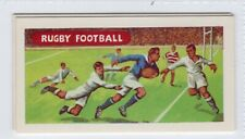 Sports and Games 1954. Rugby Union