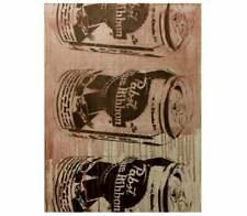 Bar art, man cave art, Beer Art PBR Painting Pop Art