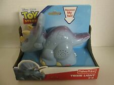 Toy Story Trixie Light Fisher Price Flashlight New in Box 2011