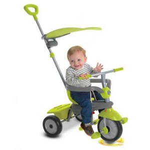 NEW Carnival Green 3 In 1 Trike from Mr Toys