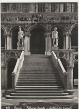 Venezia Palazzo Ducale Italy RP Postcard 474a