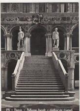 Venezia Palazzo Ducale Italy Rp Postcard 474a