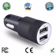 AUPROTEC® iX-2C-SW 3.4A Dual Speed USB Auto Ladegerät Zigarettenanzünder Adapter