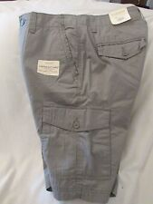 "Men's ""Sonoma"" Size 30, Frost Gray, Lightweight Cargo Shorts"